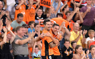 Brisbane Roar 1 Melbourne City 0: MacLaren secures third straight win