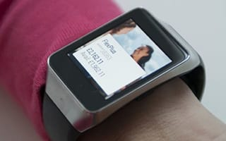 Now you can do your banking on a watch