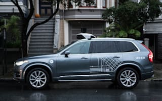 Uber suspends autonomous vehicle trial following Arizona crash
