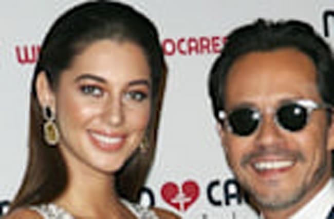 Marc Anthony Is All Smiles With New 21-Year-Old Girlfriend Mariana Downing -- See the Pic!