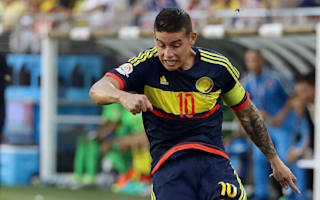 Ecuador 0 Colombia 2: James the star as Pekerman's men leapfrog Argentina