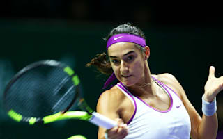Garcia fights off Vekic in Limoges
