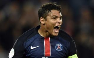 Thiago Silva: PSG primed for Champions League push