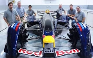 Red Bull racer made a reality