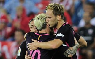 Athletic Bilbao 0 Barcelona 1: Rakitic strike extends Barca's strong start