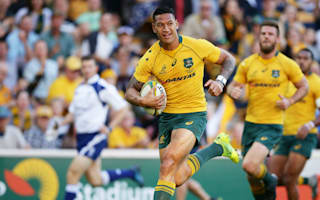 Viral rant proves inspirational as Wallabies hold on to beat Italy