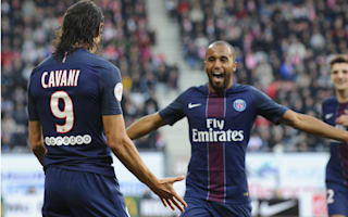 Nancy 1 Paris Saint-Germain 2: Cavani hot-streak continues as Emery's side overcome strugglers