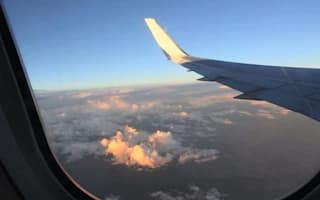 This is why plane windows are shaped like they are