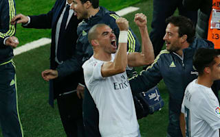 Pepe slams Madrid critics after Clasico triumph