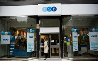 TSB bank faces bad start as website crashes on first day