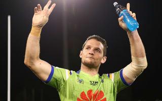 Canberra captain Croker set to miss start of NRL season