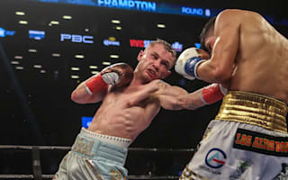 Frampton eyes legacy defining Santa Cruz clashes