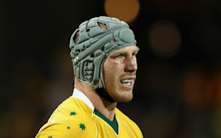 Pocock ruled out of Rugby Championship with hand injury