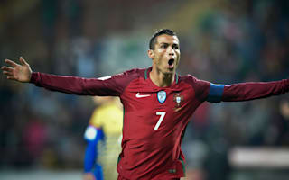Portugal 6 Andorra 0: Ronaldo returns with four-goal haul