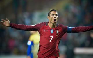 Portugal 6 Andorra 0: Ronaldo returns with four-goal haul