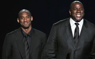 Magic Johnson wants Kobe Bryant's help fixing Lakers