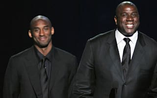 Magic Johnson wants Kobe Bryant's help fixing Lakers