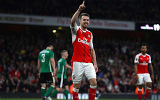 Wenger compares Ramsey to Lampard