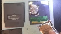 Coleccionistas encuentran droga y 5.000 dólares en viejos cartuchos de NES