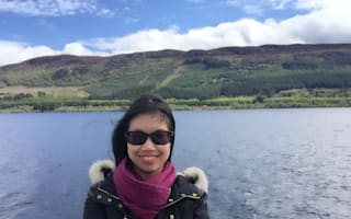 Student 'spots Loch Ness Monster' on cruise