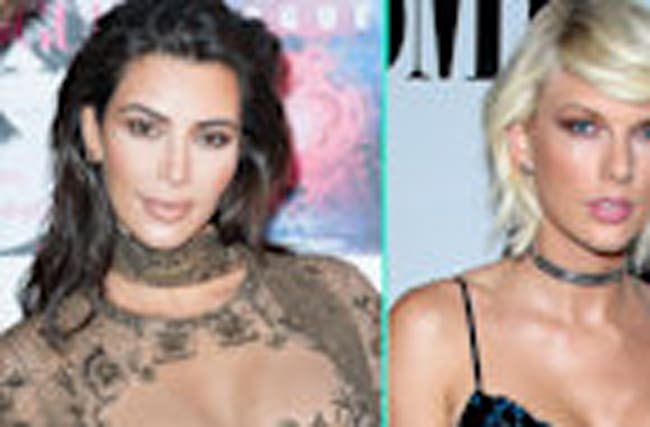 Kim Kardashian Admits She Hasn't Spoken to Taylor Swift Since 'Famous' Snapchat Drama