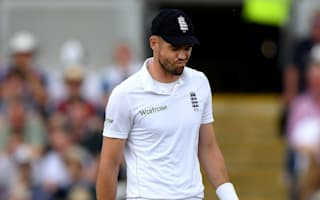 Anderson to miss final India Test