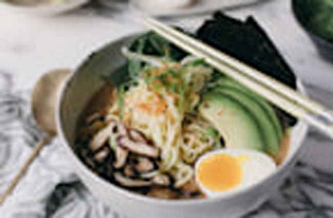This Spicy Ramen Dish Is Oh-So-Simple to Make