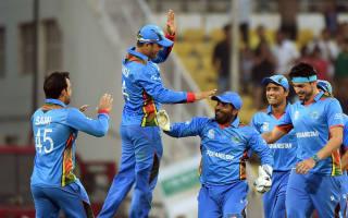 Afghanistan stun Group 1 winners West Indies