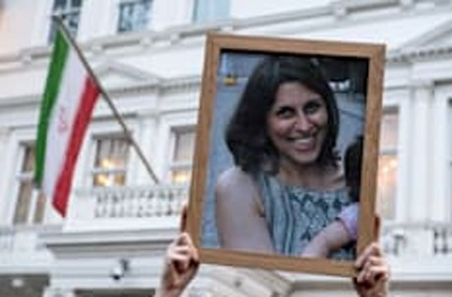 British mother loses appeal against Iran jail sentence