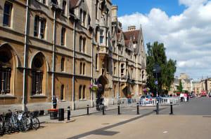 Oxford podría ser la primera