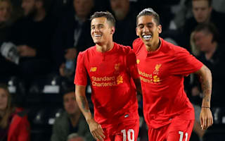 Coutinho lauds 'clever' Firmino