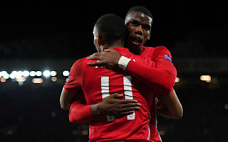 Manchester United 4 Fenerbahce 1: Van Persie nets on return as Pogba stars
