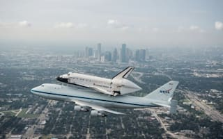 Space shuttle Endeavour takes final flight to museum home