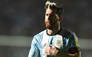 Messi doesn't pick Argentina side - Bauza