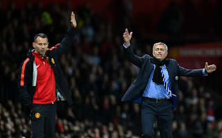 Giggs wanted Man United manager's job - Mourinho