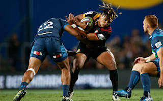 Four-week ban for Chiefs back Fa'auli