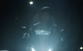 Samsung's 'Smart Windshield' motorcycle system revealed