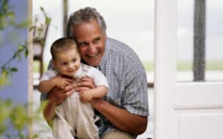 Grandparents save families £3,500 a year