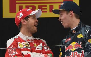 Vettel will change his mind on Kvyat clash - Horner