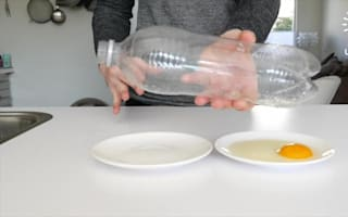 How to separate egg yolks and whites like a pro