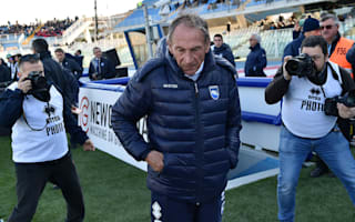 Inspired by Zeman's return, Pescara hammer Genoa 5-0