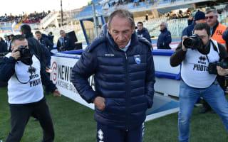 Inspired by Zeman's return, Pescara hammer Genoa 5-0