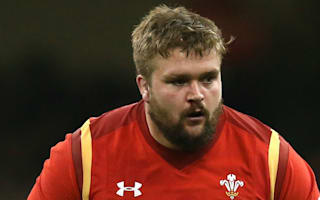 Wales prop Francis given eight-week ban