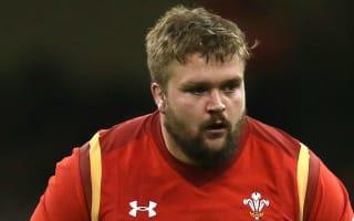 Wales prop Francis given eight-week ban
