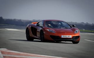 McLaren MP4-12C: First drive review