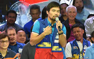 Nike drops Pacquiao over 'abhorrent' same-sex marriage comments