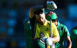 I was cooked! - Wade relieved to reach ODI hundred