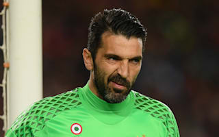 Buffon rested for Juventus-Genoa