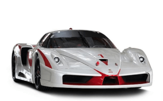 Ultra-rare Ferrari FXX Evoluzione up for sale