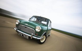 Original Mini voted best British car